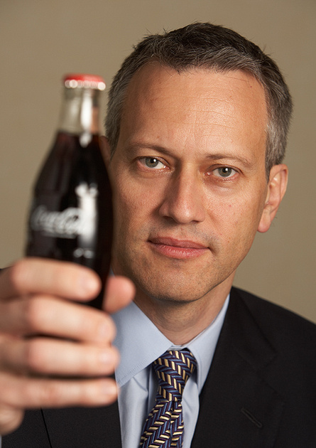 Nick Clark | James Quincey Coca-Cola